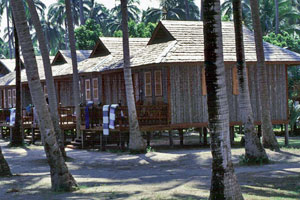 Mabul Smart Resort Bungalows