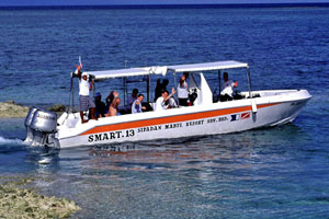 Diveboat Smart Resort